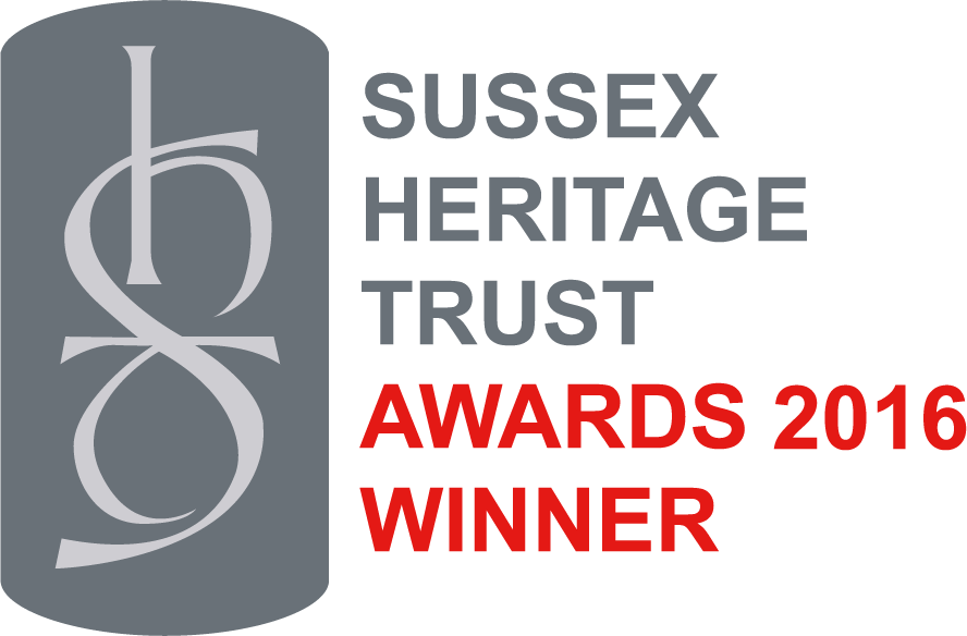 Sussex Heritage Trust Winners Logo 2016