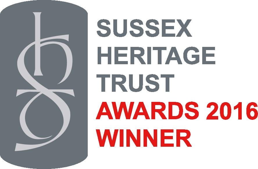 Sussex Heritage Trust Winners Logo 2016