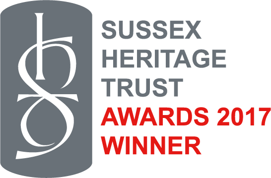 Sussex Heritage Trust Winners Logo 2017