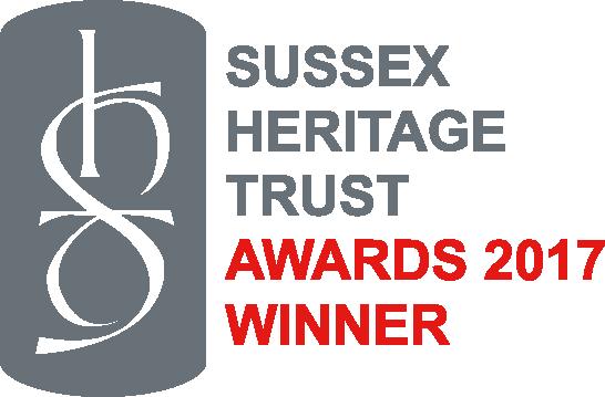Sussex Heritage Trust Winners Logo 2017