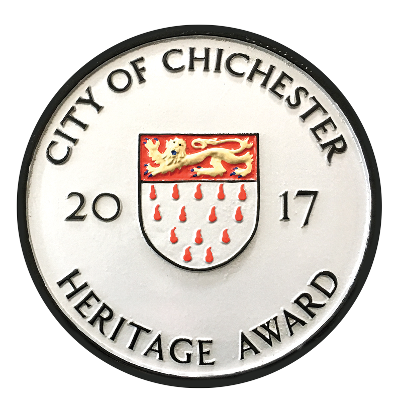 City of Chichester - Heritage Award