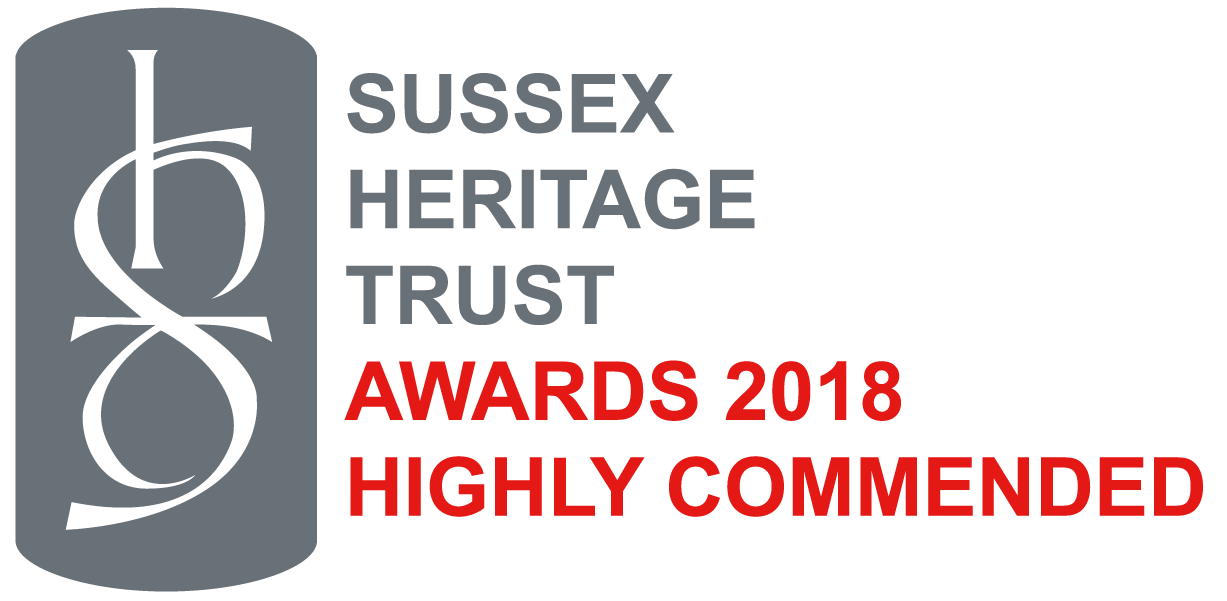 Sussex Heritage Trust Winners Logo 2018